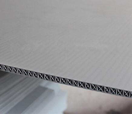 米字型加硬中空板