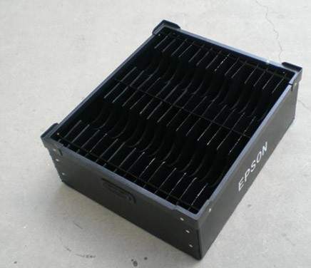 防静电中空板箱
